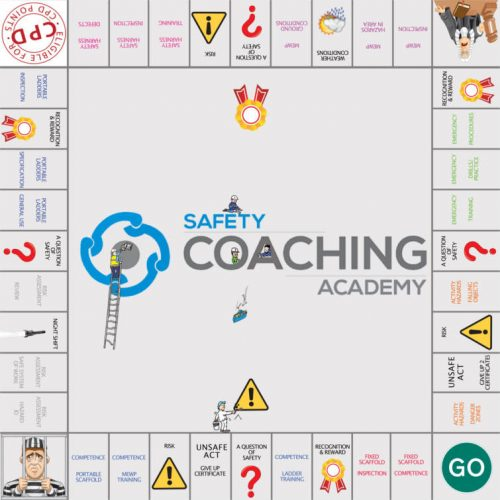 Safety Coaching Academy Game